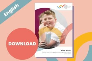 Download - What works Preventing children and young people from becoming involved in violence.