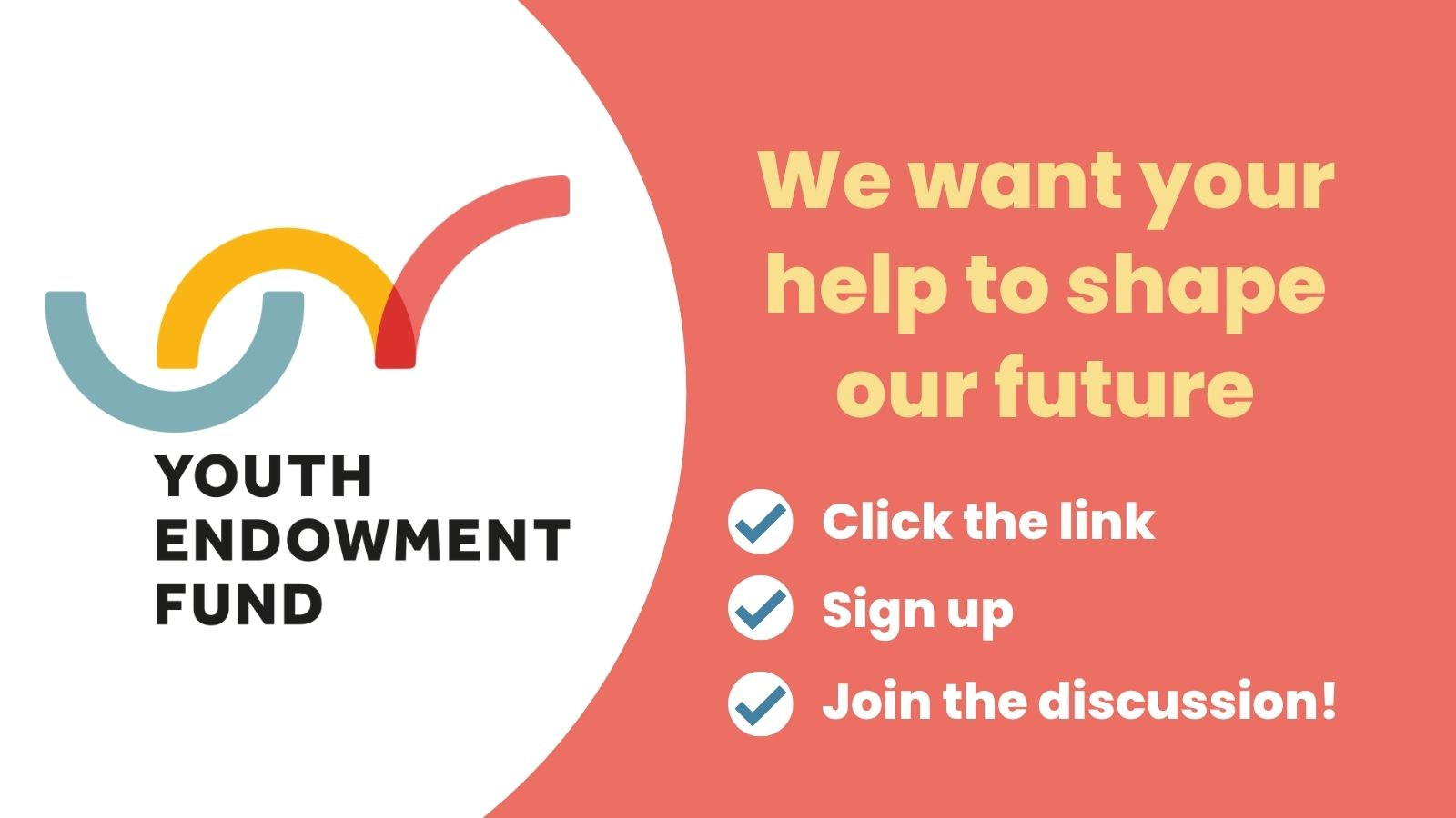 Shaping the future of the Youth Endowment Fund: Your chance to set our priorities