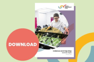 Download our Evidence and Gap Map Summary Report